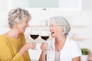 Wein senkt bei älteren Menschen Demenzrisiko