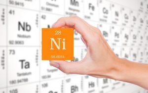 Nickel löst Kontaktallergien aus