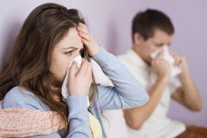 Schlafmangel macht anfällig für Erkältungen