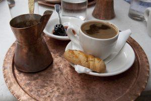 Griechischer Kaffee als Jungbrunnen
