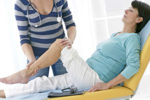 Ingwer lindert rheumatische Kniebeschwerden