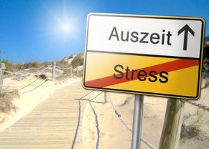 Leichter Stress hat oft schwere Folgen