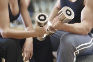 Muskelaufbau ist beim Sport nicht das Wichtigste