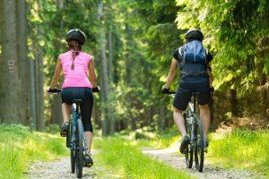 Radfahren gut gegen Rückenschmerzen