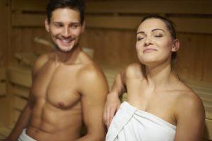 Naturheilmittel Sauna