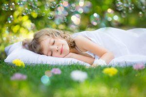 Auch im Schlaf ist der Organismus aktiv